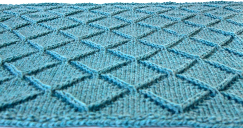 Texture on Stockinette