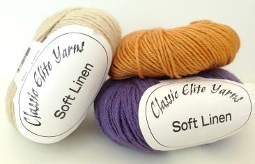 Classic Elite Soft Linen