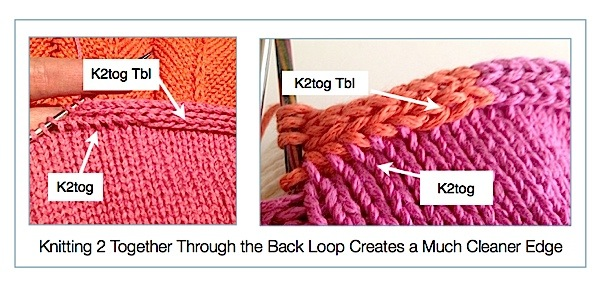 3 Tips for Knitting an i-Cord Bind Off on a Strapless Shell Knitting Nuances