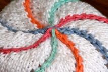 Pinwheel Hat