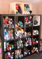 My Yarn Stash!